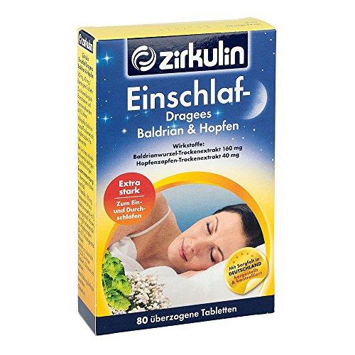 Zirkulin Einschlaf Bald&Ho Er Pack(X 80 g)