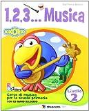 1.2.3...MUSICA 2 LIV.+CD: Vol. 2