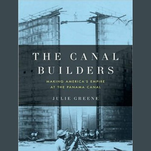 The Canal Builders audiobook cover art