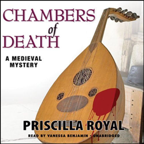 Chambers of Death audiobook cover art