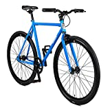 Retrospec Bicycles Mantra V2 Single Speed Fixed Gear...