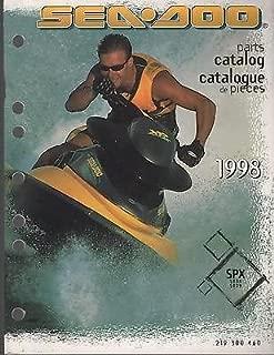 1998 seadoo spx manual