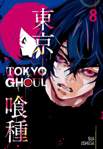 Tokyo Ghoul, Vol. 8 (English Edition)