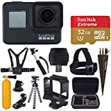 GoPro HERO7 Black Camera + Extra Rechargeable...