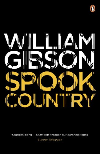 Spook Country (Blue Ant)