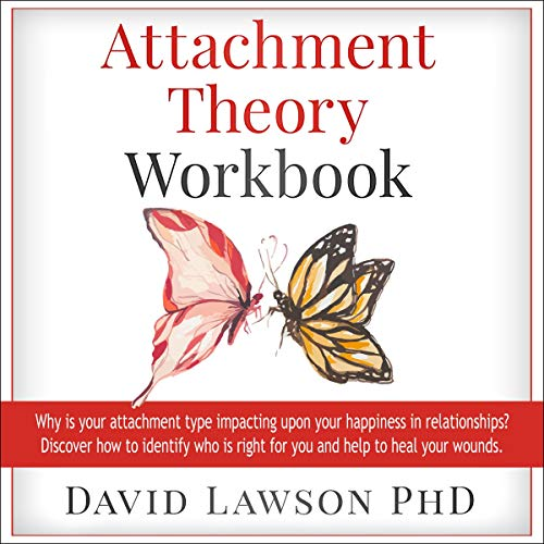 Attachment Theory Workbook audiobook cover art
