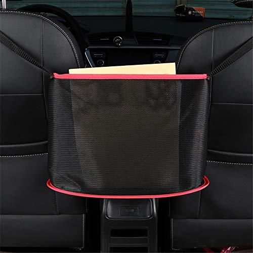Auto Organizer Rücksitz Universal-Rücksitz-Auto-Organisator-Auto-Netz-Taschen-Speicher-Auto-Block-hängende Netto-Mehrfach-Spielraum-Speicher-Tasche for Spielwaren-Buch Auto-Rücksitz-Aufbewahrungsbox