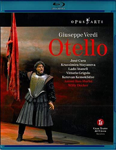 Verdi: Otello (Gran Teatre del Liceu) [Blu-ray]