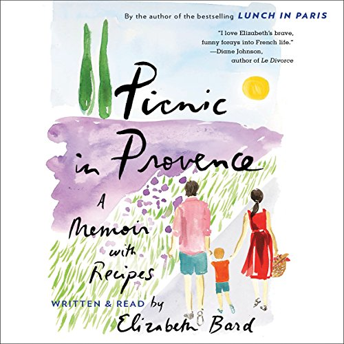Picnic in Provence audiobook cover art
