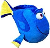Pillow Pets Disney Finding Dory, 16', Blue/Yellow