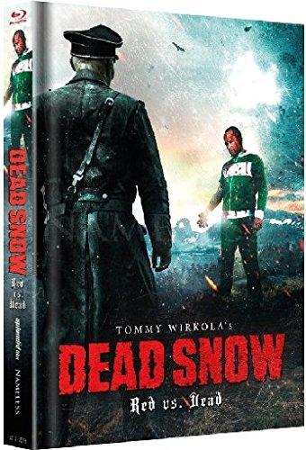 Dead Snow - Red vs. Dead - Uncut/Mediabook/Limited Edition [Blu-ray]