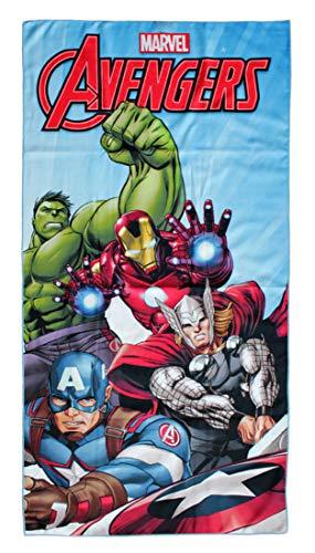 Marvel Avengers Toalla de Playa para niños