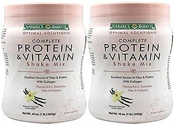 natures bounty protein powder
