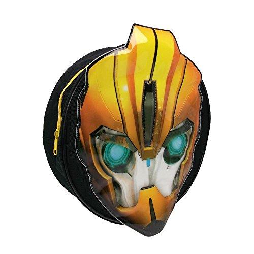 Transformers - Bumble Bee Shaped Backpack - Rucksack - School Bag