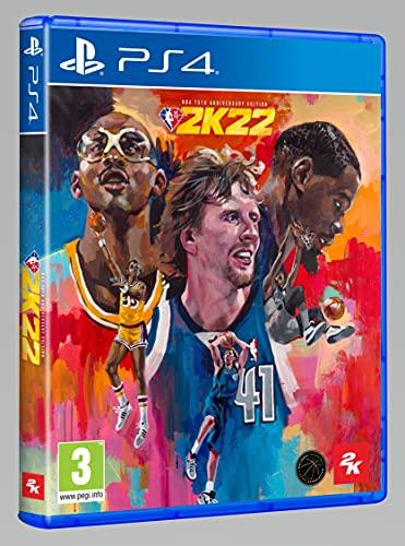 Nba 2K22 - 75Th Anniversary Playstation 4 Aniversario