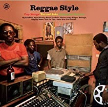 REGGAE STYLE - POP SONGS TURNED INTO JAMAICAN GROOVE [Vinilo]