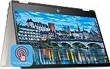 "2020 HP Pavilion X360 2-in-1 Convertible Business Laptop | 14"" FHD Touchscreen | 8th Gen Intel Core i5-8265U (> i7-7500U) 16GB RAM 256GB SSD | Backlit KB Fingerprint Win 10 + Delca 16GB SD Card"