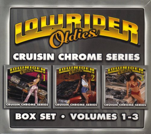 Lowrider Oldies Volumes 1-3 [3 CD Box Set]