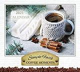 2021 Coffee Themed Inspirational Wall Calendar