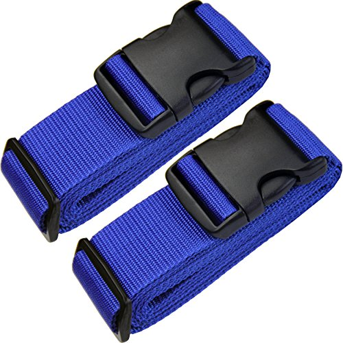 TRANVERS 79 Inch Heavy Duty Luggage Straps