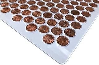 Penny Floor Tile Template/Jig (plexiglass) - With Border