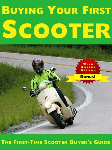 Buying Your First Scooter (English Edition)