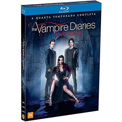 Vampire Diaries 4A Temp [Blu-ray]