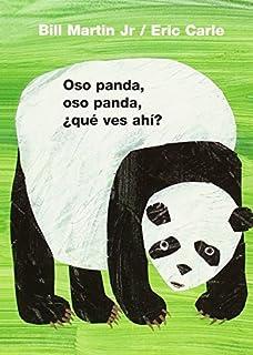 Oso panda, oso panda, ・ゑスソqu・・スゥ ves ah・・スュ? (Brown Bear and Friends) (Spanish Edition) by Bill Martin Jr.(2009-03-31)