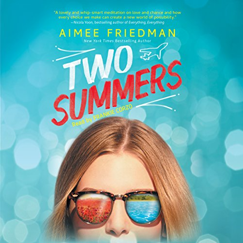 Two Summers audiobook cover art