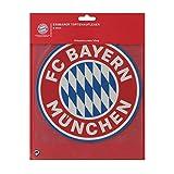 Bayern München Logo Tortenaufleger, Cake Toppers, essbare Torten Auflage kompatibel FCB - Plus Lesezeichen I Love München