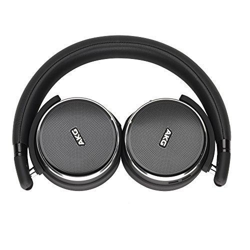 AKG K240 Studio-Kopfhörer, halboffen, mit abnehmbarem Kabel und Varimotion-Technologie für verbesserte Basswiedergabe N60NC 2.3 Schwarz