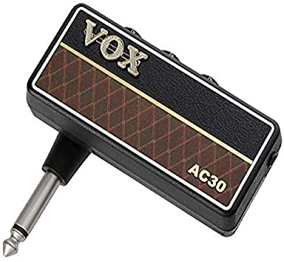 VOX AP2AC amPlug 2 AC30 Guitar/Bass Headphone Amplifier from Vox