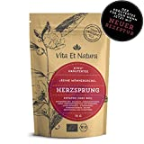 Vita Et Natura Bio Herzsprung - 75 g lose Kräutertee-Mischung KIWU für den Mann nach spezieller Rezeptur