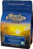 Mt. Whitney Mammoth Espresso, Organic Organic Ground Coffee - 12 oz bag