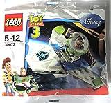 Lego Toy Story 3 Mini Set 30073: Buzz's Mini Ship (UK Exclusive)