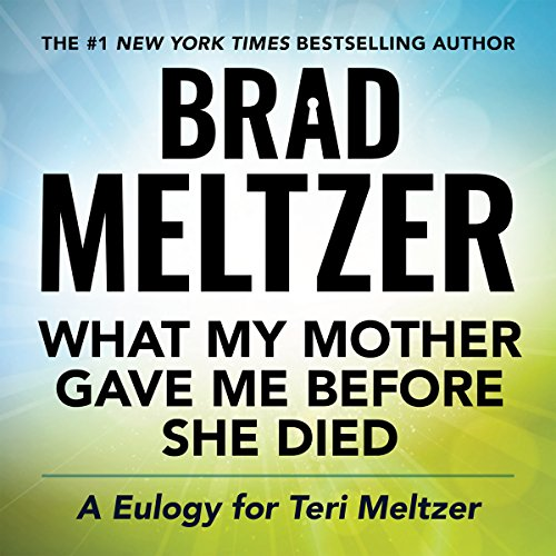 What My Mother Gave Me Before She Died audiobook cover art