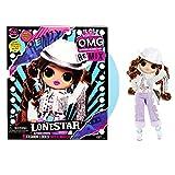 L. O. L. Surprise! O. M. G remix - con 25 sorpresas - muñeca de moda coleccionable, ropa y accesorios - lonestar