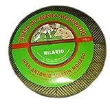 Queso Mediano de Mezcla (oveja-vaca). 'Hilario' -Maduro- 1,8 kg de queso