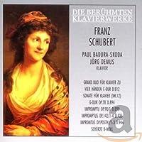 Paul Badura-skoda, Joerg Demus: Klavier/Grand Duo Fuer Klavier Zu