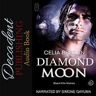 Diamond Moon audiobook cover art