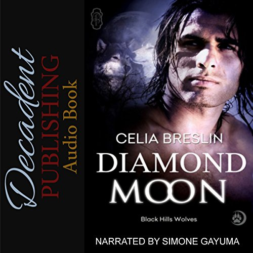 Diamond Moon audiobook cover art