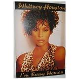 Whitney Houston - Poster Every Women