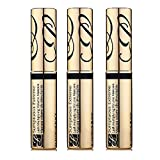 Pack of 3 Estee Lauder Sumptuous Extreme Lash Multiplying Volume Mascara #01 Extreme Black Limited Edition (Travel Size,...