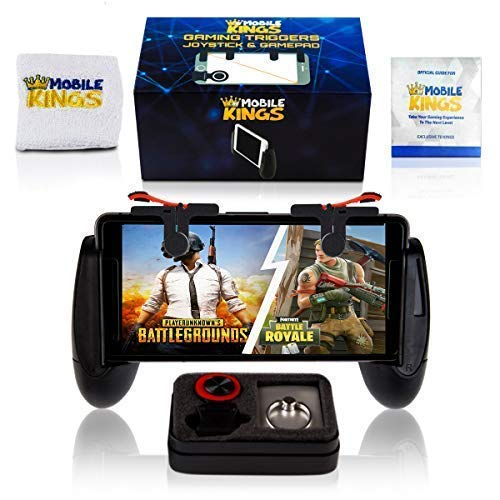 New mobile controller compatible with Pubg, Phones sizes 5.3in-7in, Cellphone triggers for mobile...
