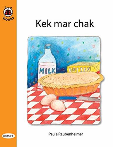 BB Books 2.05 Kek mar chak (Dholuo) (English Edition)