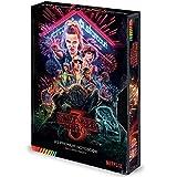 Stranger Things 3 Premium Notizbuch A5 VHS Kassette