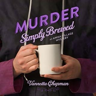 Murder Simply Brewed audiobook cover art