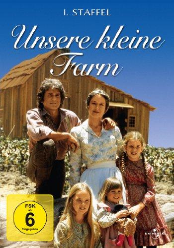 Unsere kleine Farm - 01. Staffel [7 DVDs]