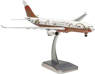 ホーガン 1/200 A330-200 ガルフ・エア 50th記念塗装 完成品