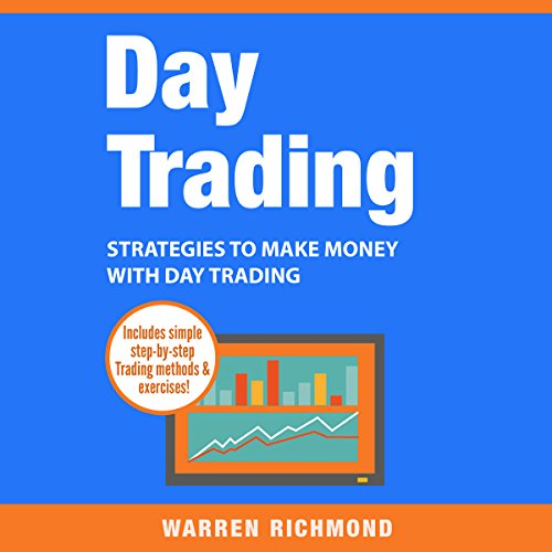 Day Trading: Strategies to Make Money with Day Trading audiobook cover art